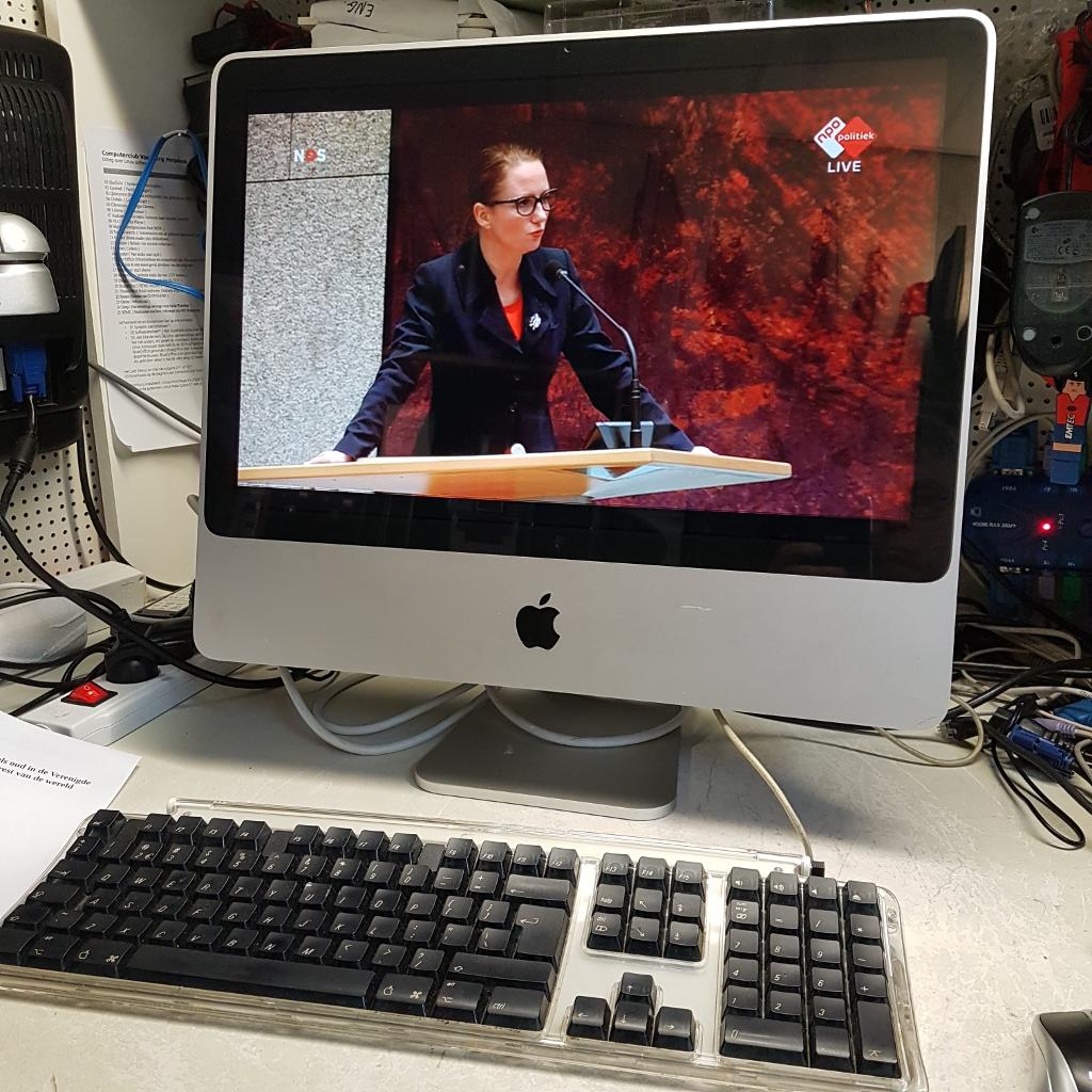 iMac. Power Mac. Tablet. Alles jong gebruikt